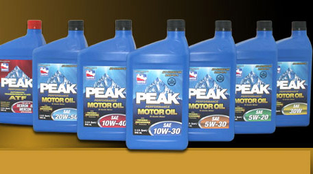 PEAK Lubricants | Peak Heavy Duty Motor Oil, Automatic