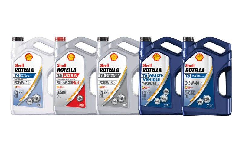 Shell lubricants services ecobox system young 39 s for Peak synthetic motor oil review