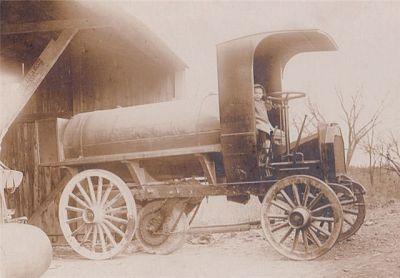 1910 Tanker