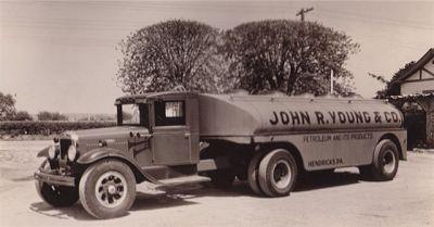 1936 Tanker